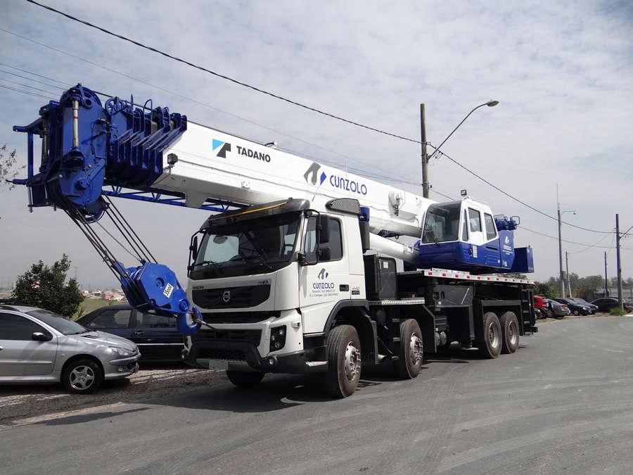 Guindaste Rodoviário Tadano GS 700BR